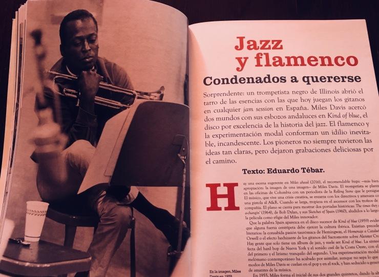 Miles Davis, en 'Cuadernos Efe Eme'